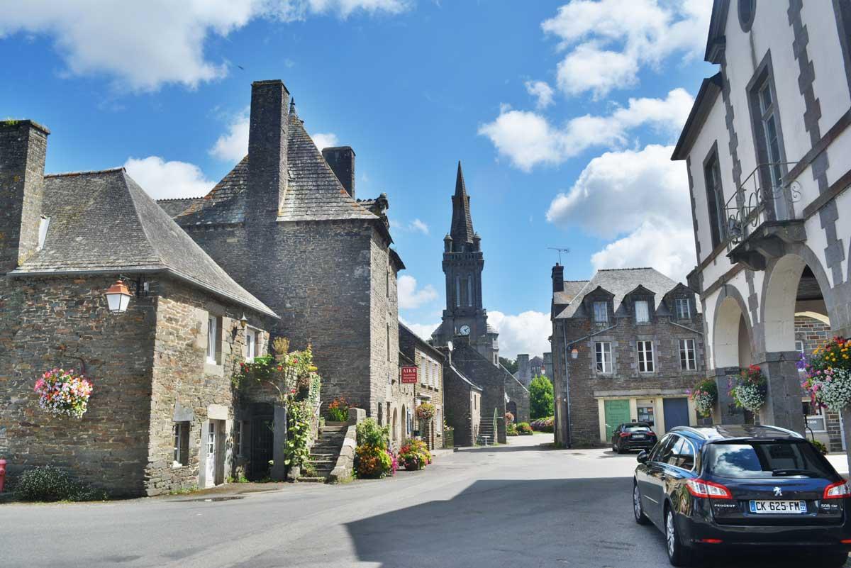 Village de Gouarec
