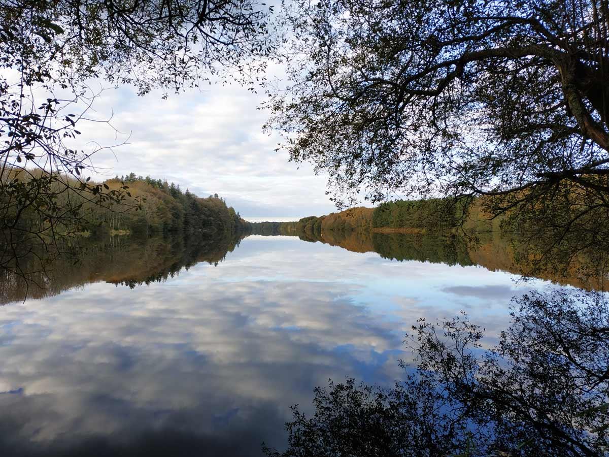 Lac de Trémargat