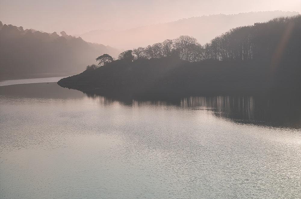 Lac de Guerlédan (© Michel Menguy)
